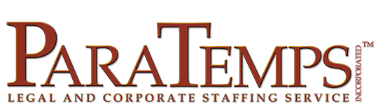 ParaTemps, Inc.  – Legal and Corporate Staffing Service